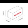 Каменная вата ROCKWOOL ЛАЙТ БАТТС 1000 х 600 х 100 мм 5 штук в упаковке