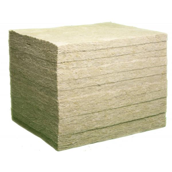Каменная вата ROCKWOOL ЛАЙТ БАТТС СКАНДИК 800 х 600 х 50 мм 12 штук в упаковке