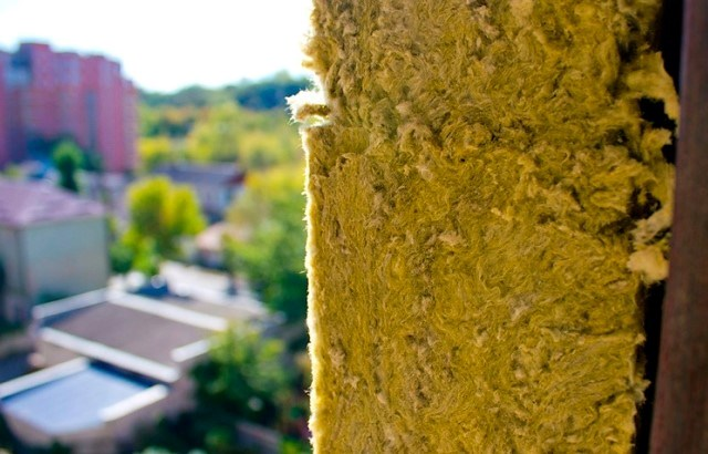 Свойства и характеристики каменной ваты